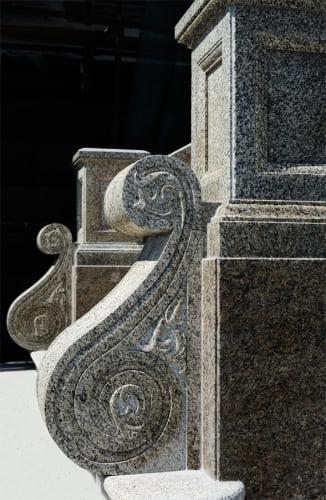 Архитектурные изделия из гранита