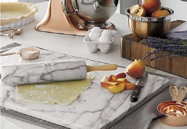 Кухонный набор из мрамора, Изделие №а07