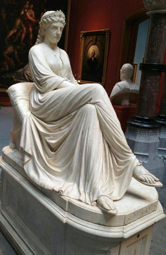 Мраморная скульптура - изделия из мрамора, фото №м03