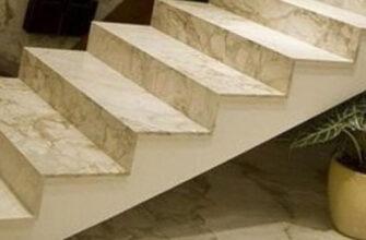 Мраморные лестницы и ступени из гранита