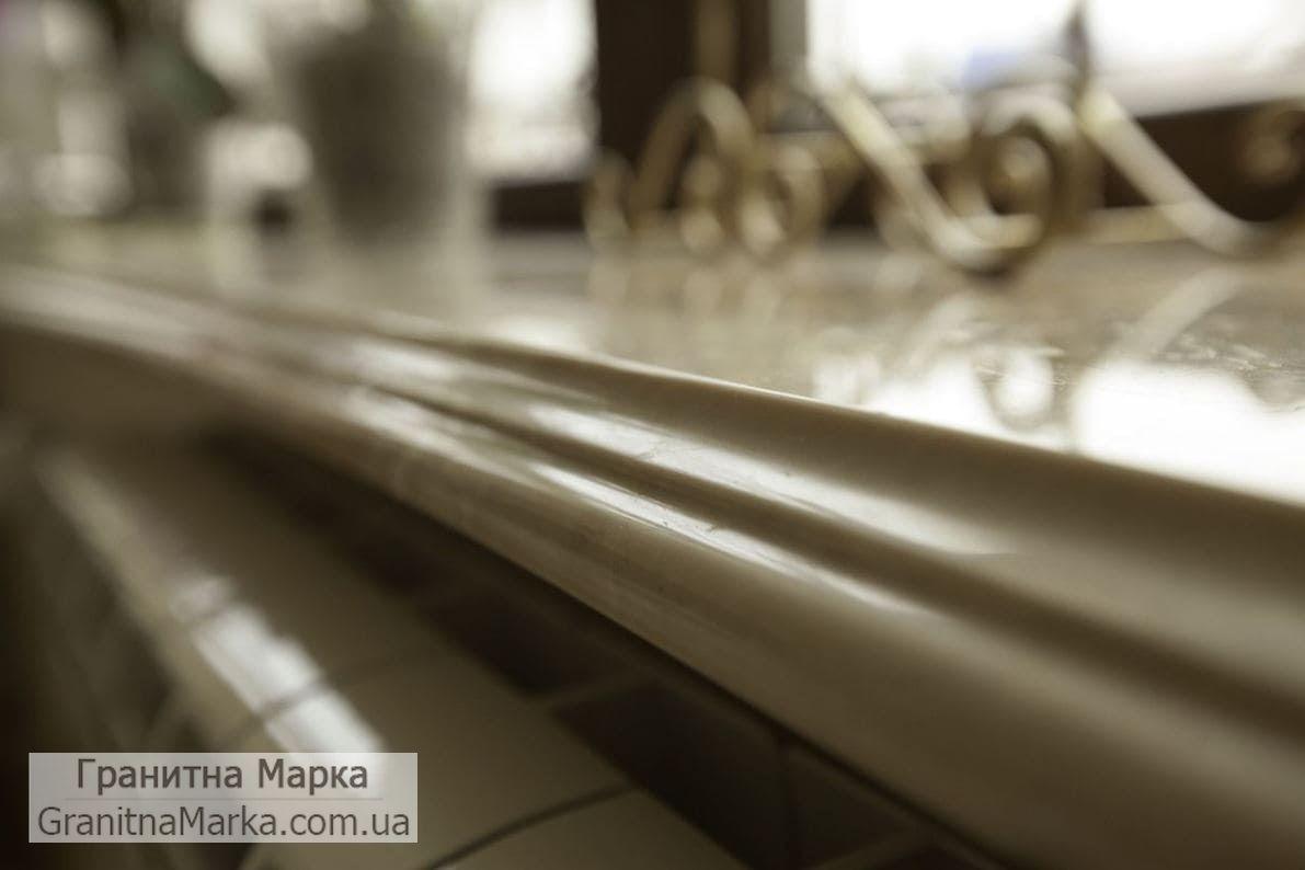 Мраморный подоконник, фото №46