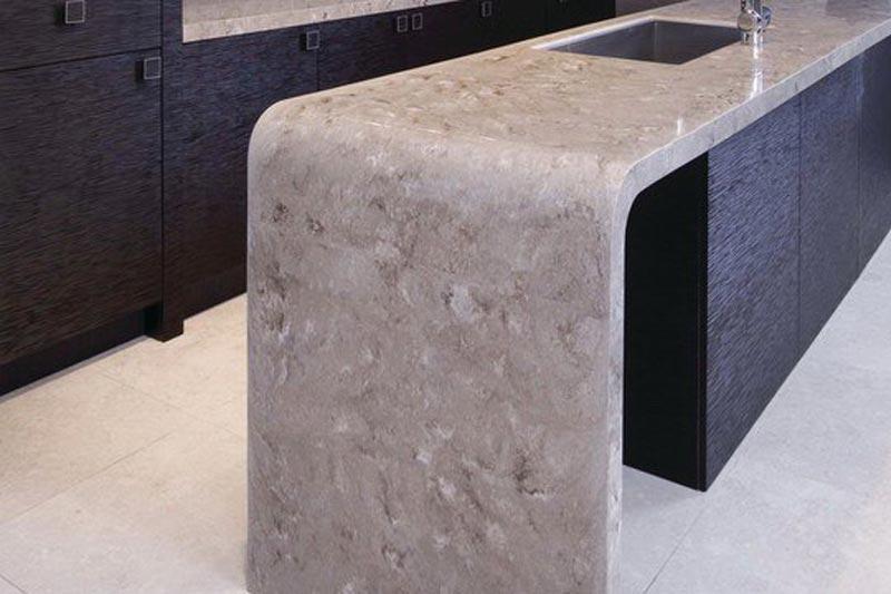 Изготовление столешниц из камня на заказ по индивидуальным проектам