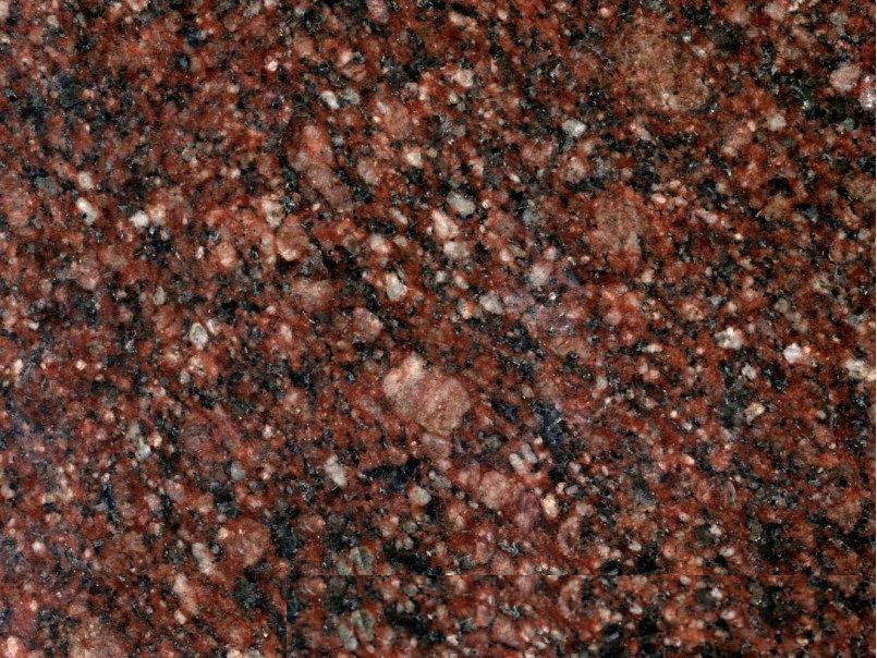 Токовский гранит (Ток, бордовый гранит)